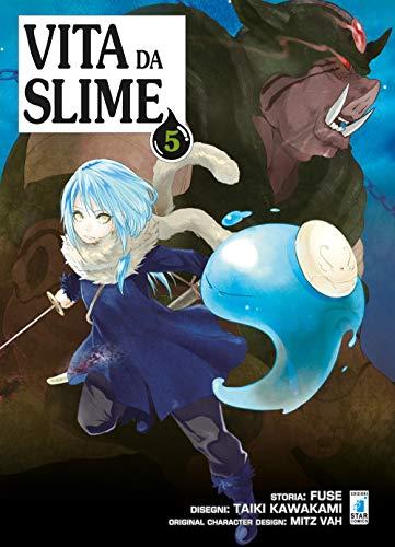Vita da slime (Vol. 5)
