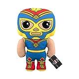 Funko Plushies! Marvel Lucha Libre Captain Marvel Plush