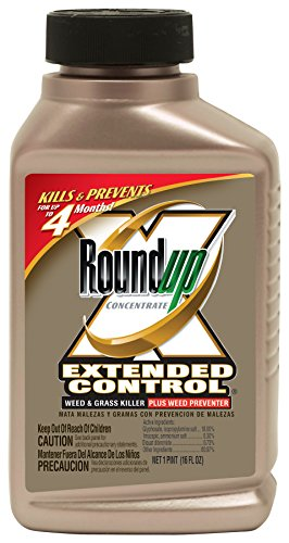 Roundup Concentrate Extended Control Weed & Grass Killer...