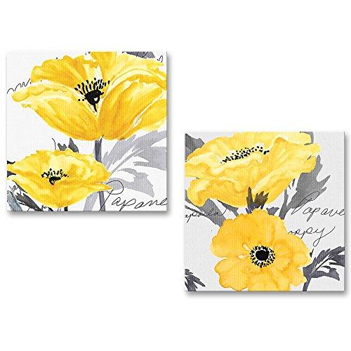 Yellow Flower Art Prints