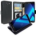 SCOTT-FRANCE Housse Samsung Galaxy A3 2017, Housse Coque Etui de Luxe Portefeuille...