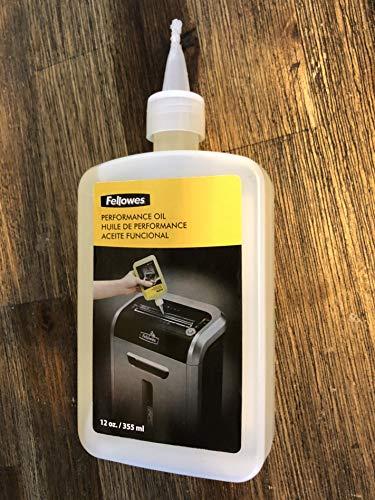 FELLOWES 35250 Powershred(R) Shredder Oil Home & Garden Improvement