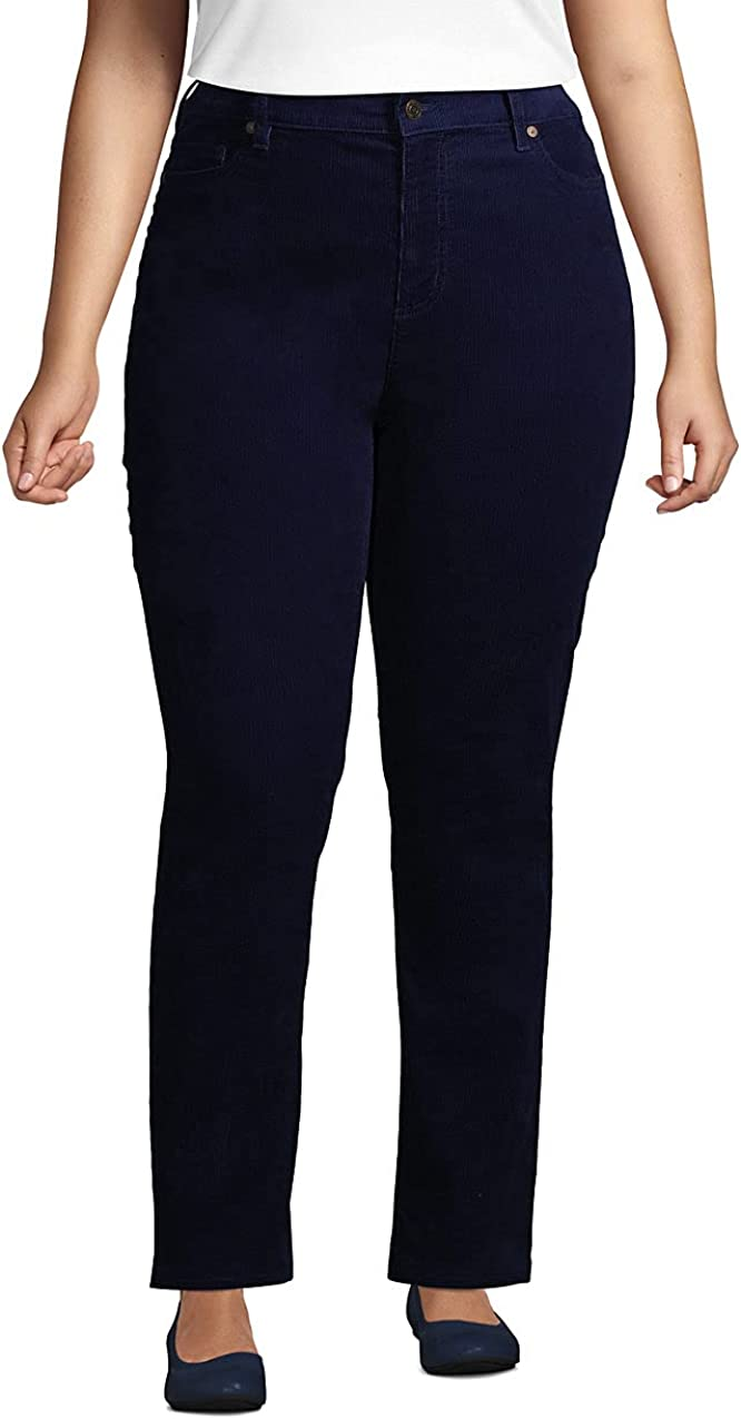 Lands' End womens Straight