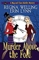 Murder Above the Fold: A Cozy Witch Mystery: Large Print