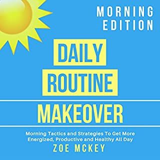 Daily Routine Makeover: Morning Edition cover art