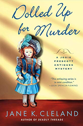 Image of Dolled Up for Murder (Josie Prescott Antiques Mysteries, 7)