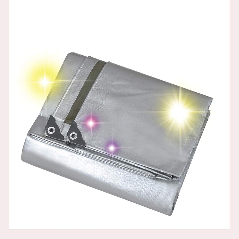 LYZP Sonnenschutz Regen Tuch Verdickt Dampf LKW Markise Tuch PE Kunststoff Schuppen Tuch PVC Leinwand Farbe Streifen Plane 0,35mm (größe   6  8m) B07M6PCVGD  Ein Gleichgewicht zwischen Zähigkeit und Härte