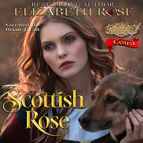 Scottish Rose: Coira audiobook cover art