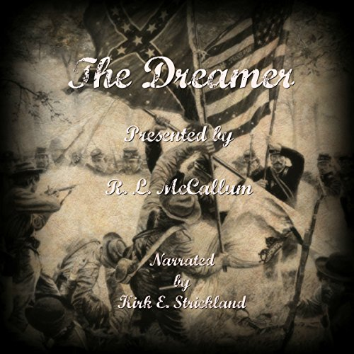 The Dreamer audiobook cover art