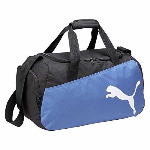 PUMA Sporttasche Pro Training Small Bag, Mehrfarbig (Black/Royal/White), 44.5 x 24.5 x 3 cm