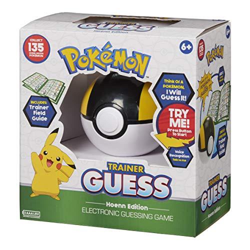 Pokemon 119109 Hoenn Trainer Guess Hoon Edition, Mehrfarbig