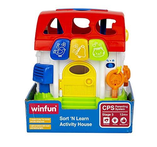 Winfun ColorBaby 44539 Micr/ófono con luz /& sonidos