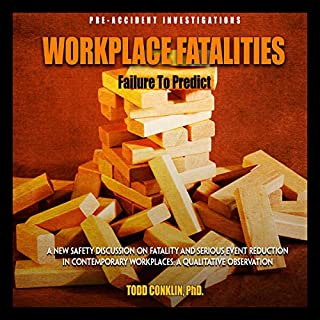 Workplace Fatalities - Failure to Predict audiobook cover art