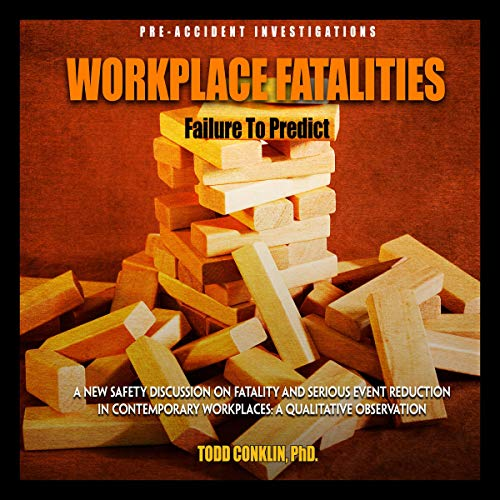 Workplace Fatalities - Failure to Predict cover art