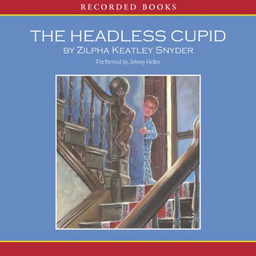 The Headless Cupid audiobook cover art