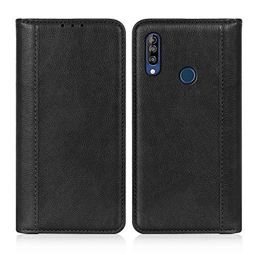 Chriffer Funda Samsung Galaxy Note 10 Plus 4G 5G, Funda Galaxy Note 10 Plus Carcasa Libro Ultra Delgado Suave PU Flip Folio Función de Soporte Ranura Tarjeta Anti-rasguños Anti-caída Cover Case