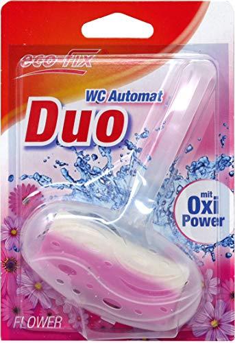 eco-fix WC Automat Flower, Plastica Blister