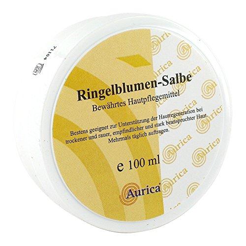 Aurica Ringelblumen Salbe, 100 ml