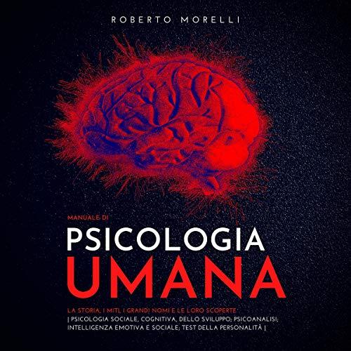 Manuale di Psicologia Umana Titelbild