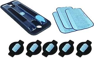 Set di 8 Spares2go Strumenti spazzola ugello per Karcher sc1002/sc1010/sc1122/sc1125/pulitore a vapore