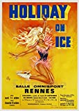 PostersAndCo TM Holiday on Ice Rennes Poster / Kunstdruck,