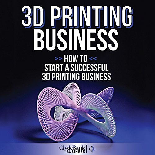3D Printing Business cover art