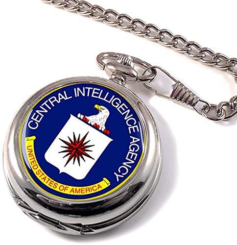 CIA Full Hunter Taschenuhr