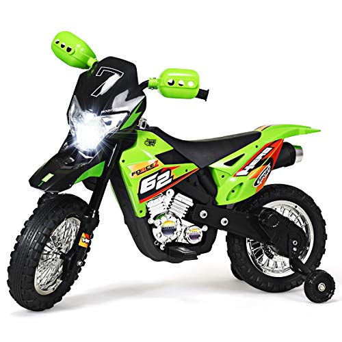 Costzon Kids Ride On Motorcycle Review