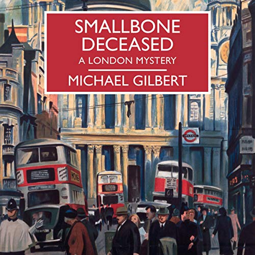 Page de couverture de Smallbone Deceased