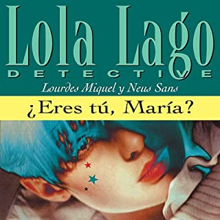 ¿Eres tú, María? [Is That You, Maria?] Titelbild