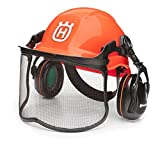 Husqvarna 592752601 Forest Head Protection Helmet