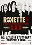 Roxette - Live Tour, Stuttgart 2015 »