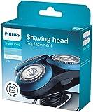 Philips Herren SH70/70 Ersatzscherköpfe für Shaver Series 7000 GentlePrecision Henley-Hemd, Silber, 1