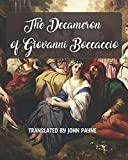 The Decameron of Giovanni Boccaccio: a book made up of a hundred short stories, some of them short novels