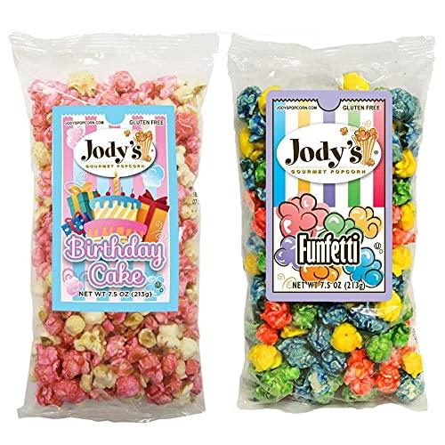 Jody's New product! New type Gourmet Popcorn- Birthday 6 Selling rankings Bags Bundle