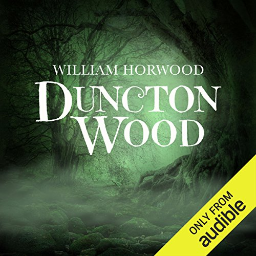 Duncton Wood audiobook cover art