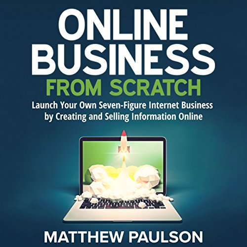 Online Business from Scratch cover art