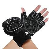 COTOP Kraftsport Handschuhe Trainingshandschuhe Fitness Handschuhe mit Handgelenkstütze Palm...