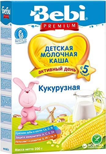 Bebi Milk Corn Cereal Manufacturer OFFicial shop for Award Babies 200g Eur 5 months 7oz from