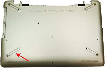 Gold Laptop Lower Bottom Base Cover 926494-001 for HP Notebook 17T-B 17Z-AK000 17-AK 17-BS Series