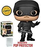 Funko Pop! Movies: The Princess Bride - Westley Chase Variant Limited Edition Vinyl Figure (Includes Compatible Pop Box Protector Case)