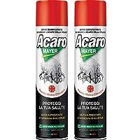 ✅ [AD AZIONE SPECIFICA] Spray specifico per la lotta agli acari della polvere. Efficace contro gli acari della polvere e le cimici di letti, divani, materassi e in generale ogni ambiente in cui si sospetta la presenza di acari: cuscini, copriletti, t...