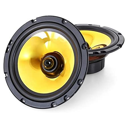 Auna Goldblaster 6 5 3 Wege Koaxial Boxen Auto Elektronik