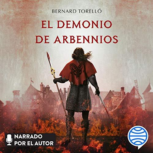 Diseño de la portada del título El Demonio de Arbennios