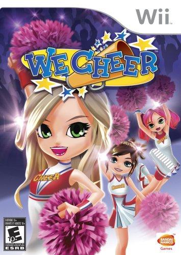 We Cheer - Nintendo Wii