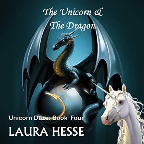 The Unicorn & the Dragon  audiobook cover art