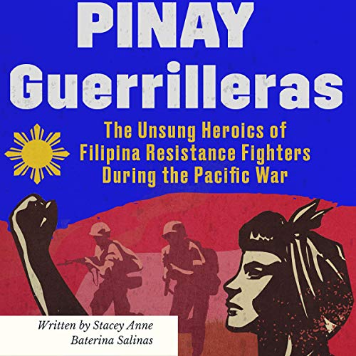 Pinay Guerrilleras audiobook cover art