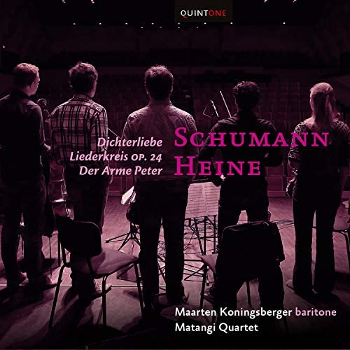 Maarten Koningsberger & The Matangi Quartet