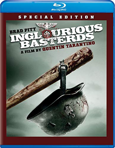 Inglourious Basterds [Blu-ray]
