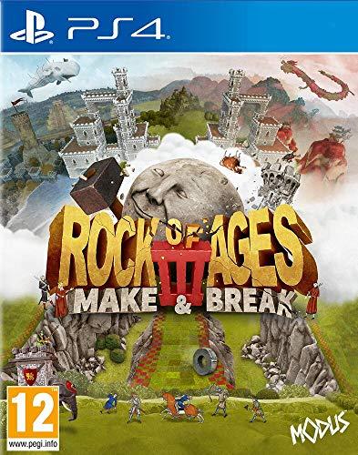 justforgames Rock of Ages 3 Make & Break - PS4
